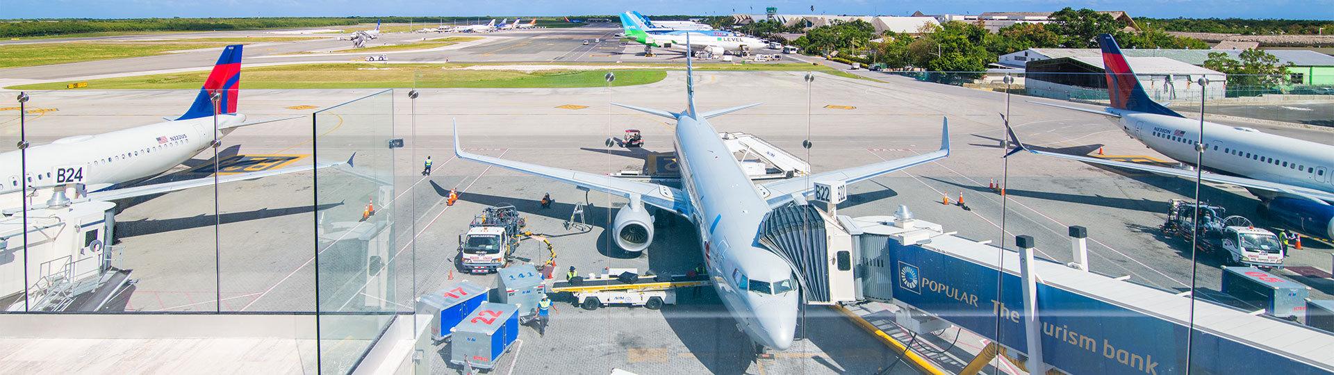 Linienflug Punta Cana PUJ