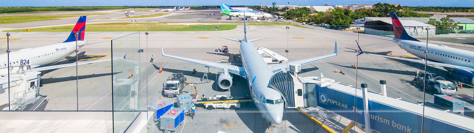 Oneway Flug Punta Cana PUJ