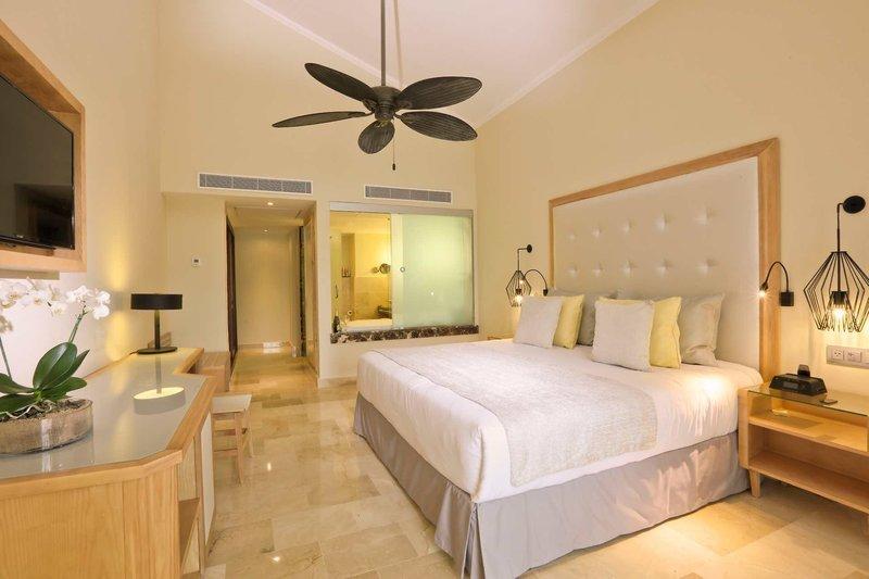 Punta Cana Reisen Hotel DeLuxe Zimmer - Beispielfoto